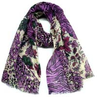 Ladies Woolen Scarves