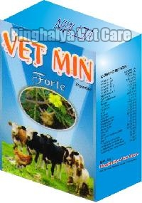 Vet Min Forte Powder Feed Supplement