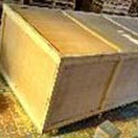 Horizontal Plywood Box