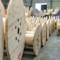 Pine Wooden Drum