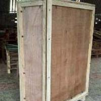 Vertical Plywood Box