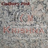 Cadbury Pink Granite Stone