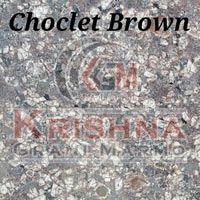 Choclet Brown Granite Stone