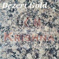 Dezert Gold 01 Granite Stone