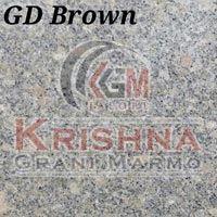 GD Brown Granite Stone