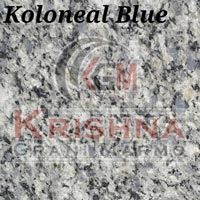 Koloneal Blue Granite Stone