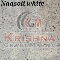 Naasoli White Granite Stone