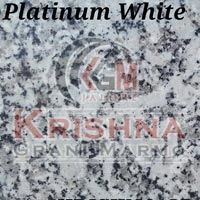 Platinum White Granite Stone
