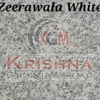 Zeerawala White Granite Stone