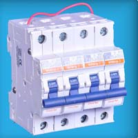Three Phase Over Voltage Protection Mcb