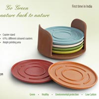 Eco Friendly Coasters