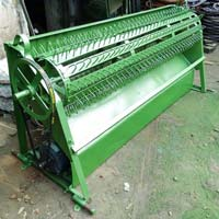 Power Operated Paddy Thresher Machine