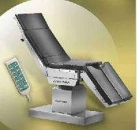 Fully Automatic C-Arm Compatible O.T. Table  with Sliding Top