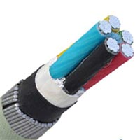 PVC Insulated Aluminium Conductor Cables