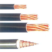 PVC NON-Sheathed 1100/660 Volt Twisted Copper Conductor Cables