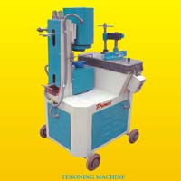 Single End Tenoning Machines