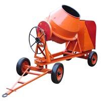 Engine Type Concrete Mixer Machine