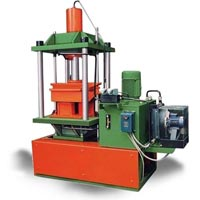 High Density Hydraulic Operated Paving Block Machine