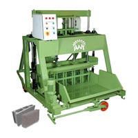 Hydraulic Concrete Block Making Machine 860 M