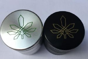 Herbal Cannabis Leaf Grinder
