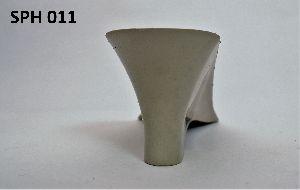 SPH 011 (02) - Plastic Wedge Heel