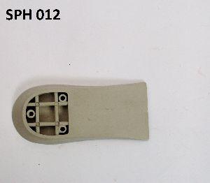SPH 012 (02) - Plastic Wedge Heel