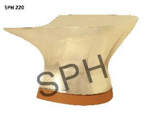 SPH 220 - Plastic Plating Heel