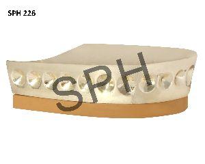 SPH 226 - Plastic Plating Heel
