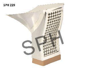 SPH 229 - Plastic Plating Heel