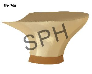 SPH 708 - Plastic Plating Heel
