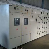 Double Busbar EB-DG Panel