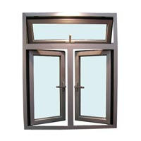 Aluminium Casement Windows Fabrication And Installation