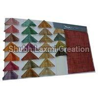 Polyester Khadi Matka Silk Fabric