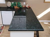 Emerald Green Granite Slab
