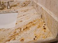 Golden Granite Slab 05