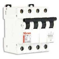 Miniature Circuit Breaker (MCB\'s)