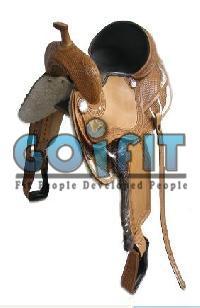 Ss 2004 Show Saddle